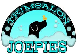 Joepies Trimsalon Logo